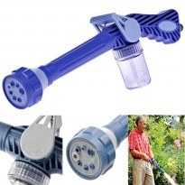 Ez Jet Water Cannon 8 In 1 Water Spray Penyemprot Air - Blue