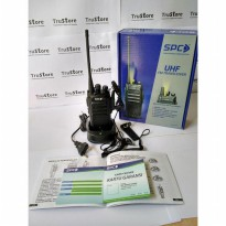 HT Handy Talky Walkie Talkie SPC SH10 Setara Baofeng 888s