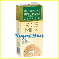 Australia's Own Natural Rice Drink 1 lt