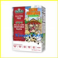 OrGran Farm Animals Rice  Corn Vegetable Pasta 200 gr