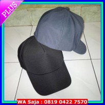 #Topi Pria topi built up /baseball polos(custome name)