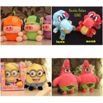 Boneka rekam Lucu Pasangan Couple Recorded Toys Dolls barang unik reseller