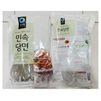 Bihun Ubi Korea 500g (Sweet Potato Glass Noodle Folk Vermicell)