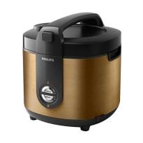 PHILIPS RICE COOKER HD 3128/34 - GOLD