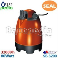 [Recommended] RESUN SE-3200 Pompa Celup Seal Vertical Submersible Water Pump.