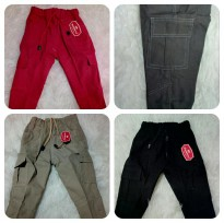 Macberry - Celana Tactical Anak Size 456
