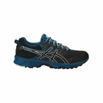 Sepatu Olahraga Trial Run Lari Senam Asics Gel Sonoma 3 W Shoes - Blue Peacoat T774N4590