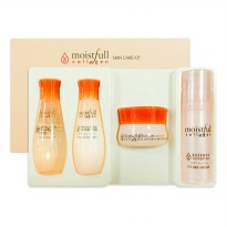 ETUDE HOUSE - Moistfull Collagen Skincare Kit