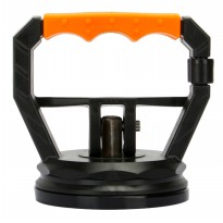 Jakemy Powerful Suction Bracket - JM-SK05 - Black/Orange