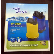 LIMITED Pompa Air Yang Penguin Water Pump YP-3800