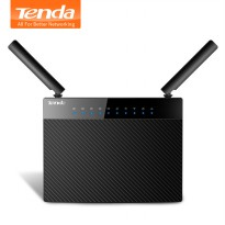 TENDA AC1200 Smart Dual-Band Gigabit WiFi Router - AC9 - Black