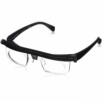 Kacamata Jarak Dekat dan Jauh -  Dial Vision Adjustable Lens Eyeglasses (Distance or Reading)