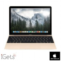 Apple New MacBook MK4N2-12' - 8GB - SSD 512GB - Gold