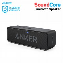 Anker SoundCore Bluetooth Stereo Speaker Black - A3102H11