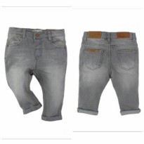 0315 - Zara Grey Pencil Jeans