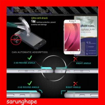 Samsung Galaxy C7 Norton Tempered Glass Antigores Screenguard
