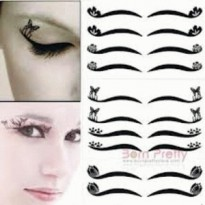 Sticker Eyeliner Tattoo ( scott )