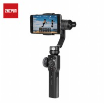 Zhiyun Tech Smooth 4 3-Axis Gimbal Stabilizer for Smartphone - Black