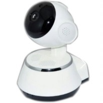 Wireless IP Camera CCTV 1/4 Inch CMOS 720P Night Vision - V380S - White