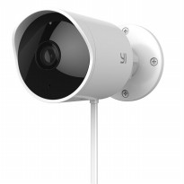 Xiaomi Xiaoyi Smart CCTV Home Outdoor Camera 1080P - White