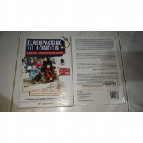 Flashpacking to london Traveling gaya koper otak ransel Deedee caniago