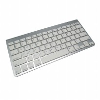 Apple Bluetooth Wireless Keyboard (OEM) - Silver