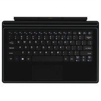 Eksternal Keyboard Magnetic Docking for Cube iWork i12 i9 - Black