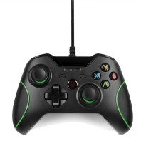 Gamepad USB Wired Xbox One PC - Black