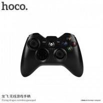 HOCO Flying Dragon Wireless Bluetooth Gamepad - Black