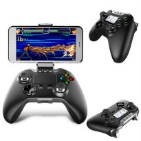 Ipega Bluetooth Gamepad with LCD Display - PG-9063 - Black