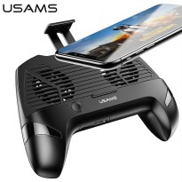 USAMS Smartphone Cooling Gamepad - US-ZJ037 - Black