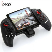 Ipega Bluetooth Gamepad for Smartphone and Tablet - PG-9023 - Black