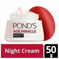 Ponds Age Miracle Night Cream 50gr