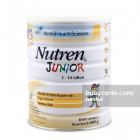 Nestle Nutren Junior 800gr - Vanila
