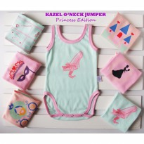 Kazel O'Neck Jumper Princess Edition ( isi 6 pcs )