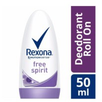 Rexona Women Anti-Perspirant Deodorant Roll On Free Spirit 50ml