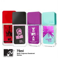 MTV Perfumes for HER - 75ML