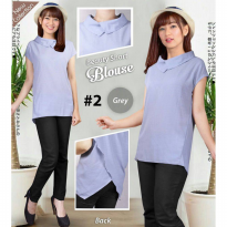 [POP UP AIA] Simple Blouse Atasan Wanita #2