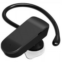 Mini Universal Wireless Bluetooth Earphone Single Channel for Smartphone - S96 - Black