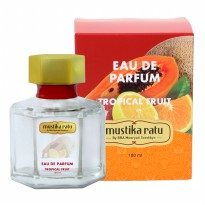 [ Delivery for Pulau Jawa Only] MUSTIKA RATU EDP TROPICAL FRUIT MR 100 ML
