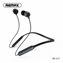 Remax Sport Bluetooth Earphone - RB-S17 - Black