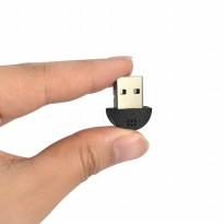 Super Mini Microphone USB 2.0 - Black