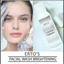 Ertos / Erto's Facial Wash Brightening Original