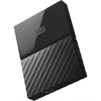 WD My Passport Colorful 3rd Generation USB 3.0 1TB - Black