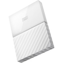 WD My Passport Colorful 3rd Generation USB 3.0 2TB - White