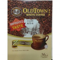 Premium OldTown White Coffee 3 in 1 Sugar Cane