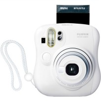 Fuji Film Instax Mini 25s WHITE Original
