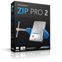 [Promo] Ashampoo Zip Pro 2 - The New Command Center of Your Files