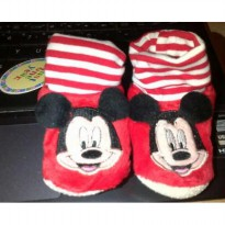 BOOT01 - Booties Mickey