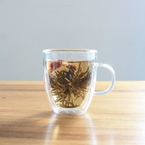 Uchii - Mug Double glass